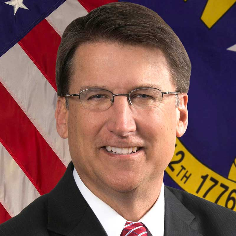 Gov. Pat McCrory NCIOPL Lunch & Learn